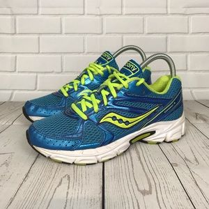 Saucony Grid Cohesion 6 Running Sneakers Women 6.5